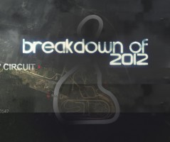 Breackdown of 2012